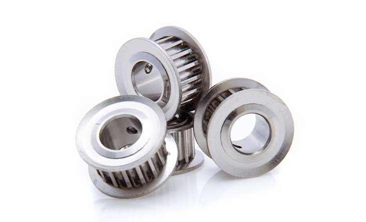 pulley gear
