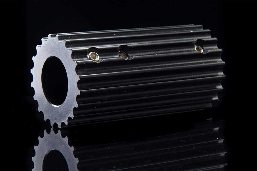 stainless steel vs aluminum pulley stock