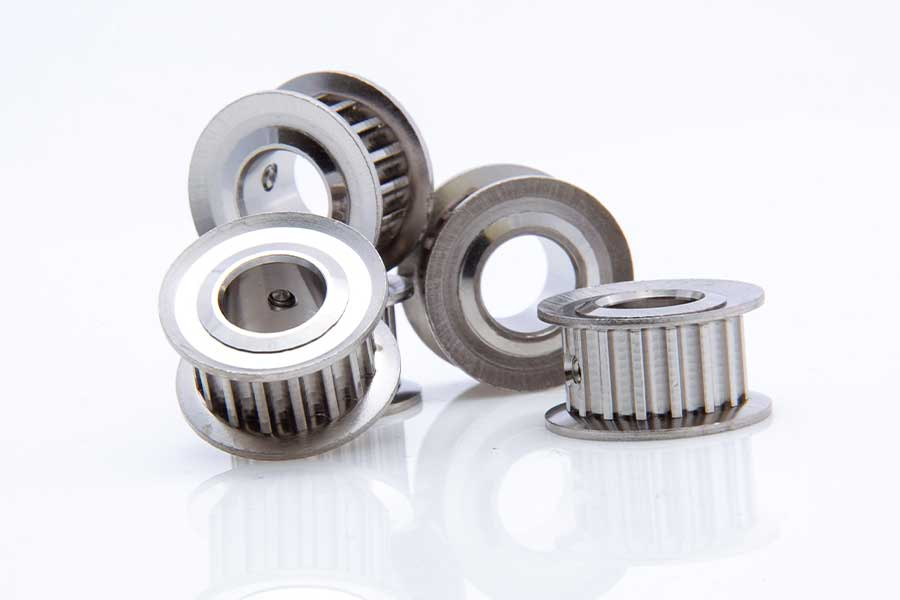 what is a timing belt pulley