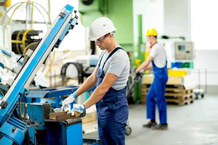 when should I update my manufacturing equipment