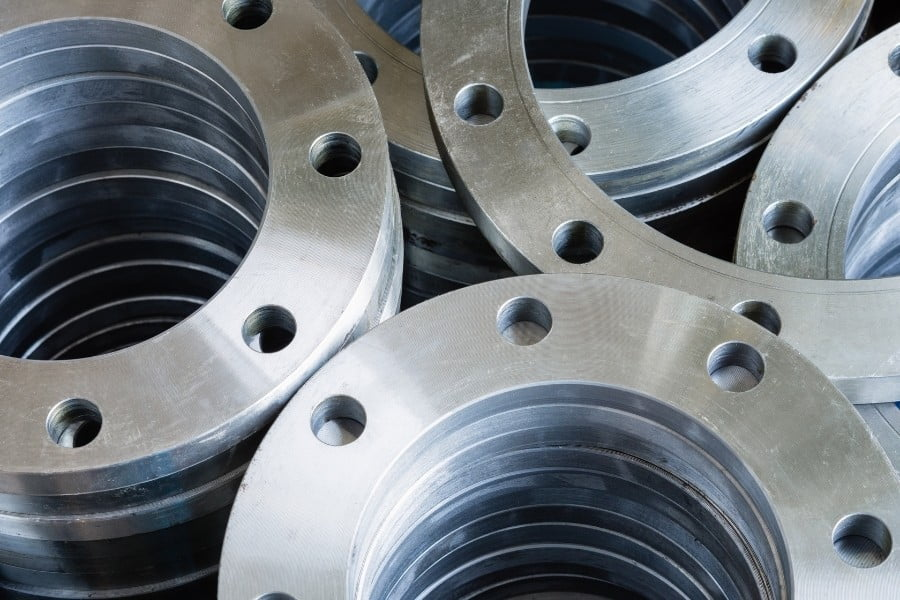 flange manufacturing methods